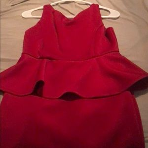 XXI Mini Red Dress